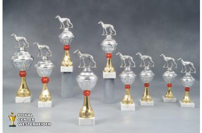Windhundrennen Pokale 'Houston' 7039-34422
