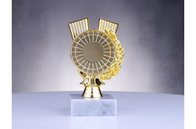 Sport-Figuren in gold ST38422