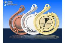 Medaillenfront - Welle des Erfolgs