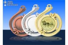 Medaillenfront - Kreis der Sieger