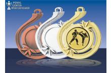 Karate Medaillen B-D31A-60505