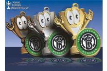 Medaillenfront - Winner Cup