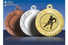 Medaillenfront - Siegerkranz