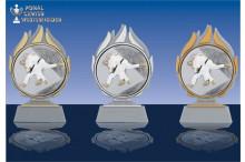Judo Relief Figuren