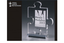 Acryl Puzzle Award