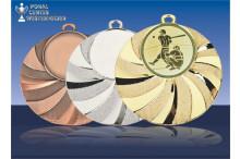 Medaillenfront - Im Kreis der Sieger