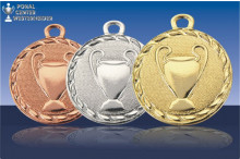 Medaillenfront - Champion-Cup