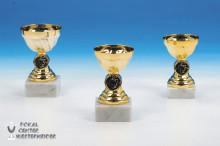 günstige Mini Pokale in gold 40562