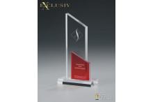 Acrylglas Awards AZ-74011 red
