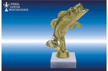 Anglerfiguren-Barsch Goldglanz-Effekt