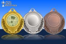 Badminton Medaillen ''Grandios'' ST9180-60031
