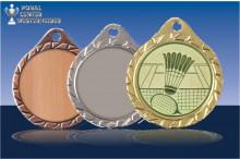 Medaillen Badminton ''Picco'' ST9280-60031