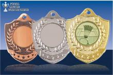 Badminton Medaillen ''TALENTO'' ST9295-60031