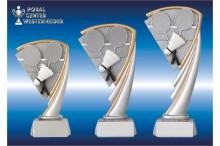Badminton Pokal-Trophäen in 3 Größen RC804