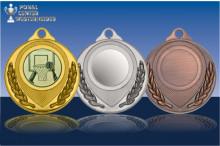 Basketball Medaillen ''Grandios'' ST9180-60049