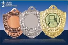 Basketball Medaillen ''TALENTO'' ST9295-60031