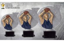 Basketball Pokal-Trophäen in 3 Größen ST39157-59
