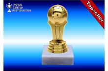 Basketballfiguren in gold 34064