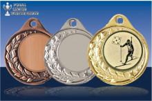 Biathlon Medaillen Halbranke ST9283-61147