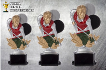 Billard Figuren-Trophäen in 3 Größen ST39145-47
