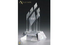 Crystal Award Five Diamond AZ-7920