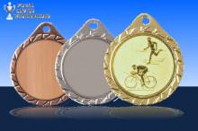 Medaillen Duathlon ''Picco'' ST9280-64007