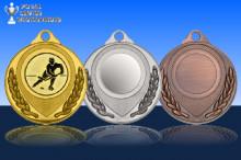 Eishockey Medaillen ''Grandios'' ST9180-B99