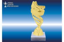 Eishockey-Trophäen BP423.01 gold