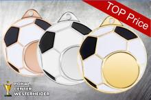 Fußball Medaillen Junioren ST9318