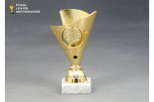 Mini-Cup Fussball Trophäen BP250gold