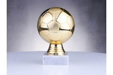 Fussballfiguren ''Ball in gold'' BP500.01