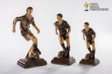 Fußballfiguren-Trophäen 39306-08