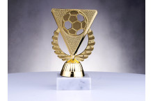 Fussballfiguren ''Ballrelief gold'' BP151-01