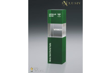 Glas Award AZ-79055 Emerald Cubix