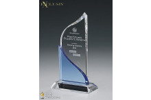 Glas Award AZ-7947 Slide Award