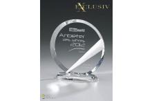 Glastrophäen Exklusiv AZ-79521 Beaufort Award