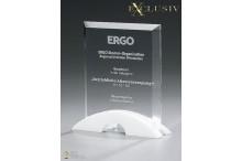 Exklusive Glastrophäen AZ-79522 - Barrow Award