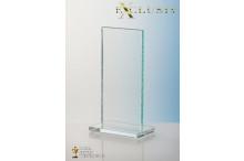 Glastrophäen Exklusiv Eiskristall AR-N934