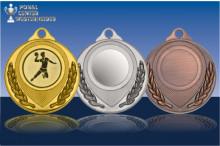 Handball Medaillen ''Grandios'' ST9180-60343