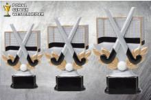 Hockey Pokal -Trophäen ST39187-89