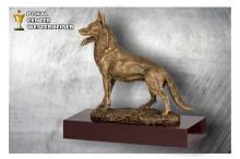 Hundesport Schäferhund Figuren -Trophäen ST39427-30