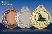 Medaillen Inlineskating Halbranke ST9283-64043