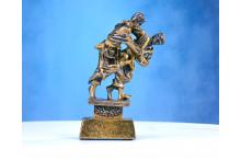 Judotrophäen Resin im Bronzelook