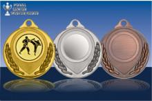 Karate Medaillen ''Grandios'' ST9180-60505