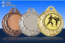 Karatemedaillen Halbranke ST9283-60505