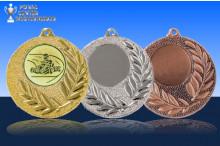 Go-Kart Kartsport Medaillen ''Viktory'' ST9184-60307