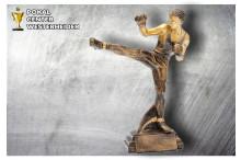 Kick-Boxen Pokal -Trophäe ST39334