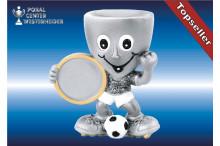 Lustige Bambini Fußballfigur