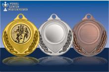 Laufsport Marathon Medaillen ''Grandios'' ST9180-61363