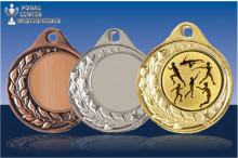 Leichtathletikmedaillen Halbranke ST9283-60625